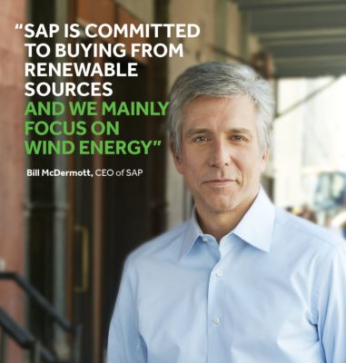Bill McDermott, CEO of SAP